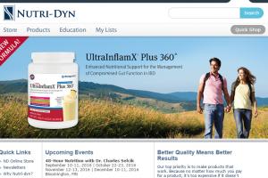 nutri-dyn - מוצרי metagenics ו-progressive laboratories